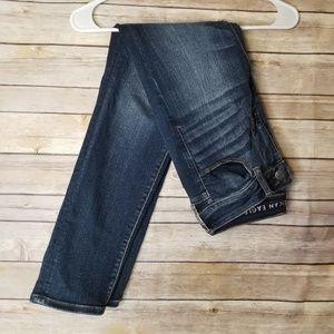 AMERICAN EAGLE Ne(x)t level stretch skinny jeans 2